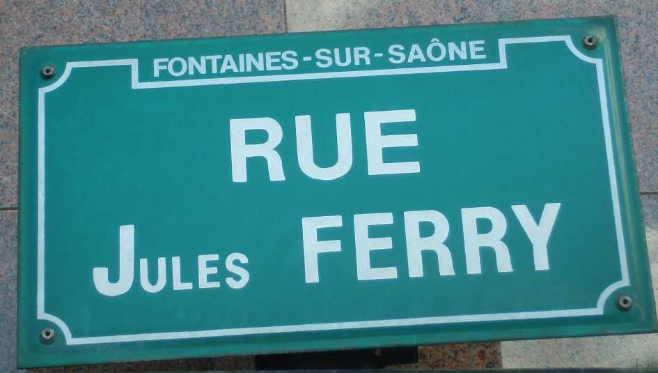 Rue Jules Ferry